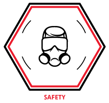 TEAM Group safety icon