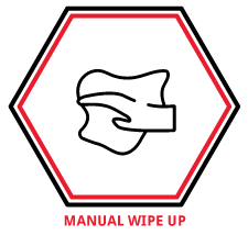 Covid-19 services Manual Wipe Up