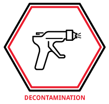 COVID decontamination company