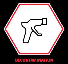 Decontamination