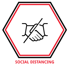 Statement of Covid-19 Social Distancing